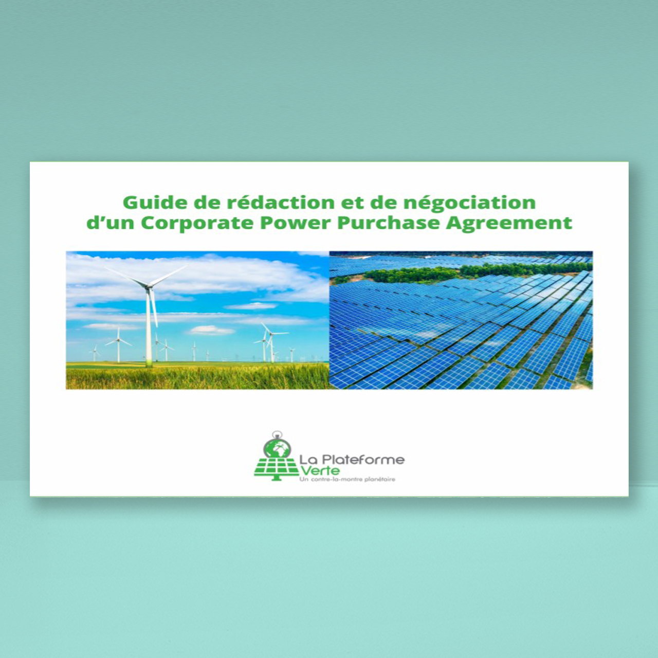 Guide to negotiation in Corporate Power Purchase Agreement